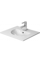 Praustuvas Duravit Darling New, 530x430mm, baldinis