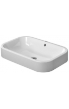 Praustuvas Duravit Happy D.2 Washbowl, 600x400mm