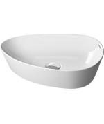 Praustuvas Duravit Cape Cod Washbowl, 500x405mm